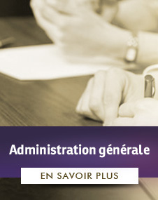Administration générale